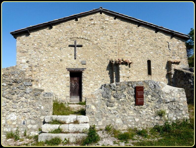 La chapelle Dromon