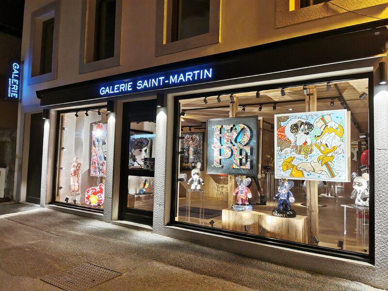 Galerie Saint Martin
