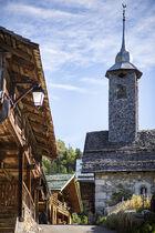 Visite guidée du vieux village du Chinaillon