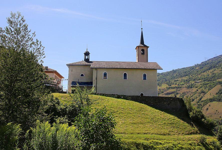 Eglise Hauteville-Gondon