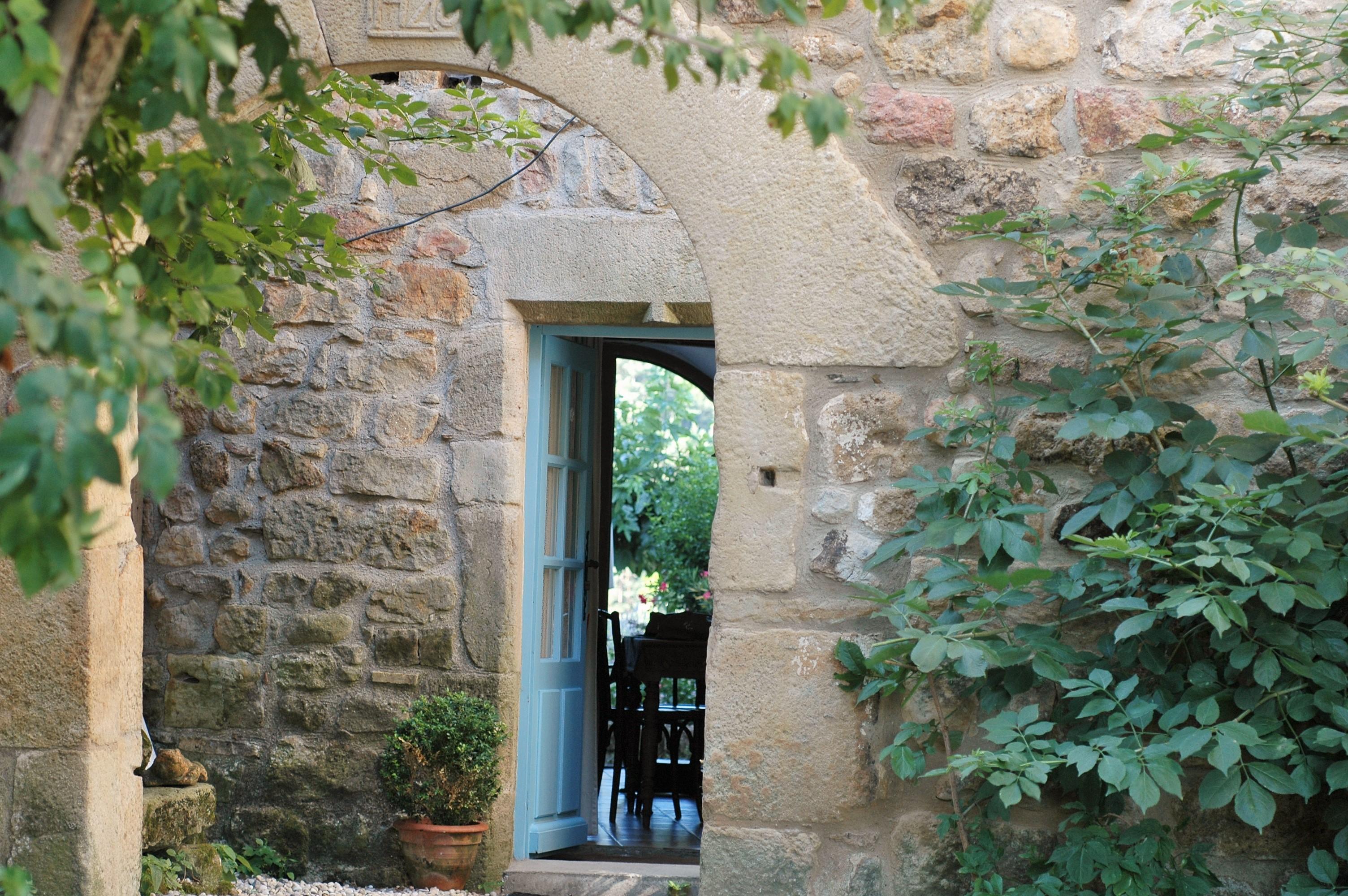 Le Hameau de Burg - gîte Le Picodon (2 pers.)