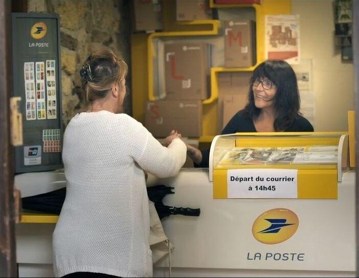Agence Postale Communale - La cité