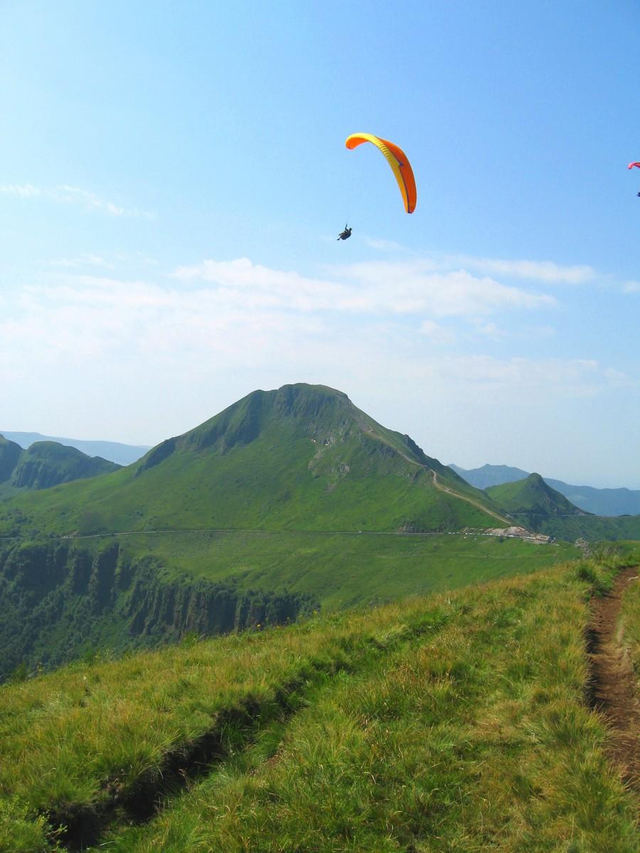 Ecole Parapente Puy-Mary - Paragliding School