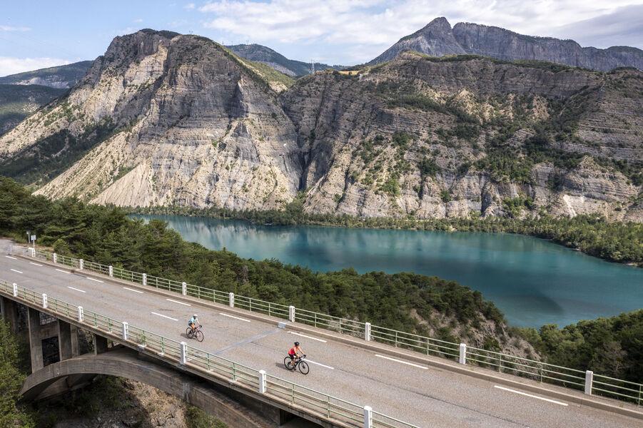 Le Tour Provence Alpes - Vélo Route - 310 km - 4700m D+