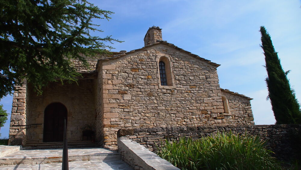 Eglise de Revest