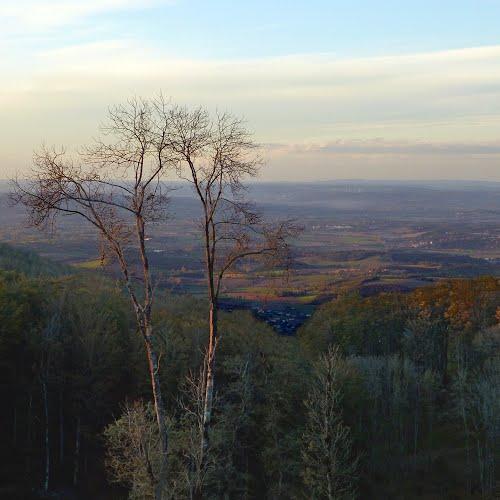 Vue Montagne Noire