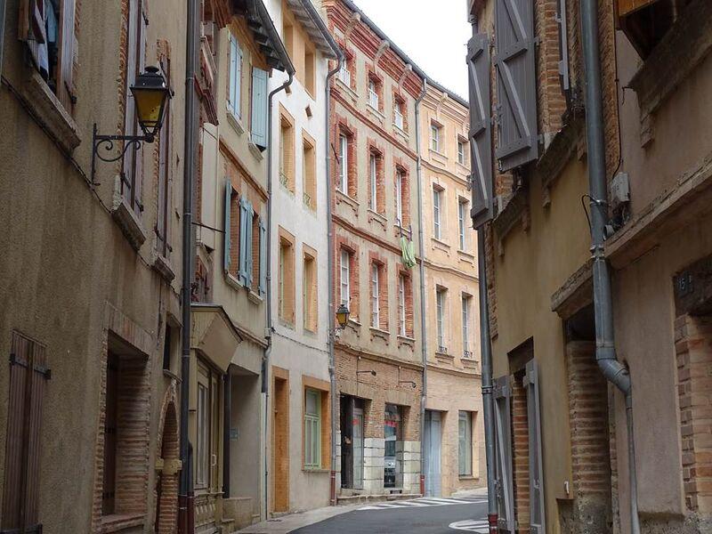 Caussade, cité chapelière
