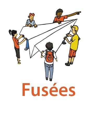 Logo Fusées