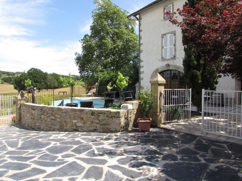 La Dayrié G1728 Gîtes de France Tarn