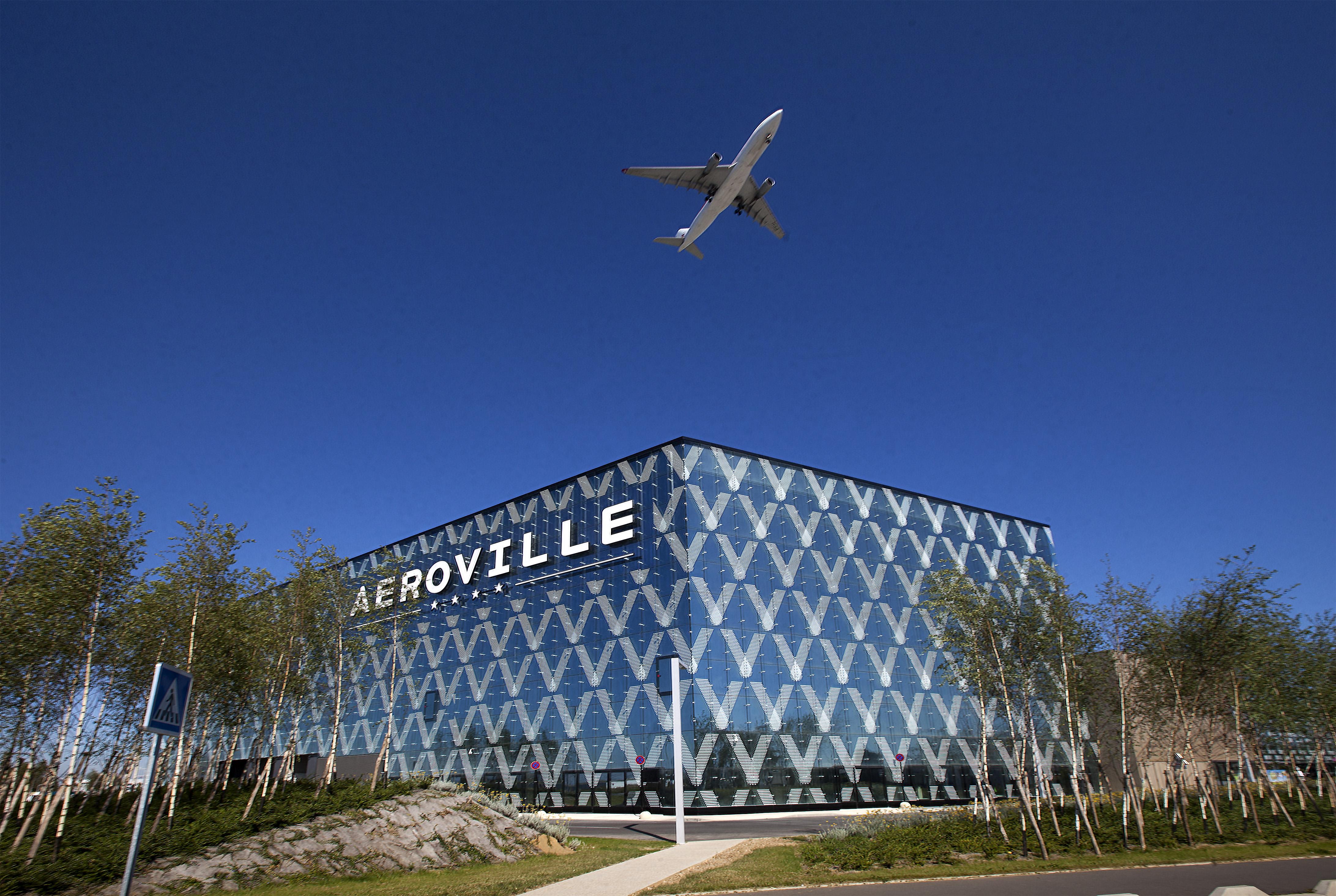 Centre commercial Aéroville
