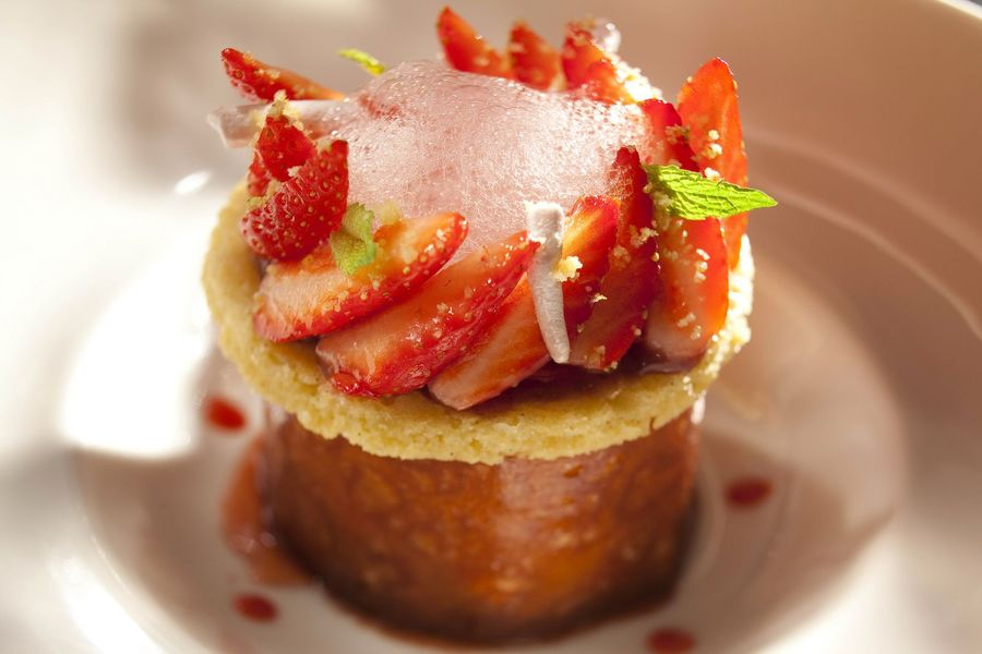 Berard's Hotel - Dessert - Berard