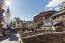 Le Centre historique de Megève