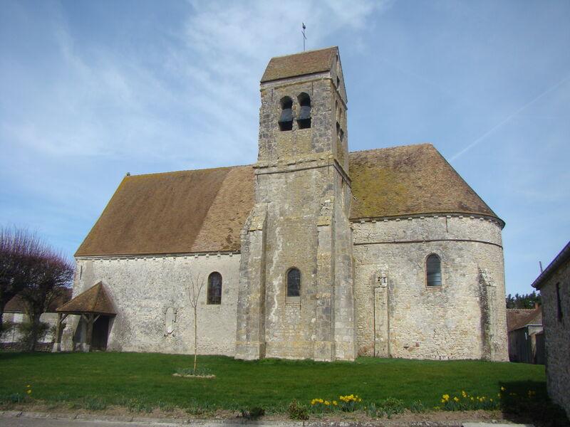 Eglise St-Pierre et St-Paul