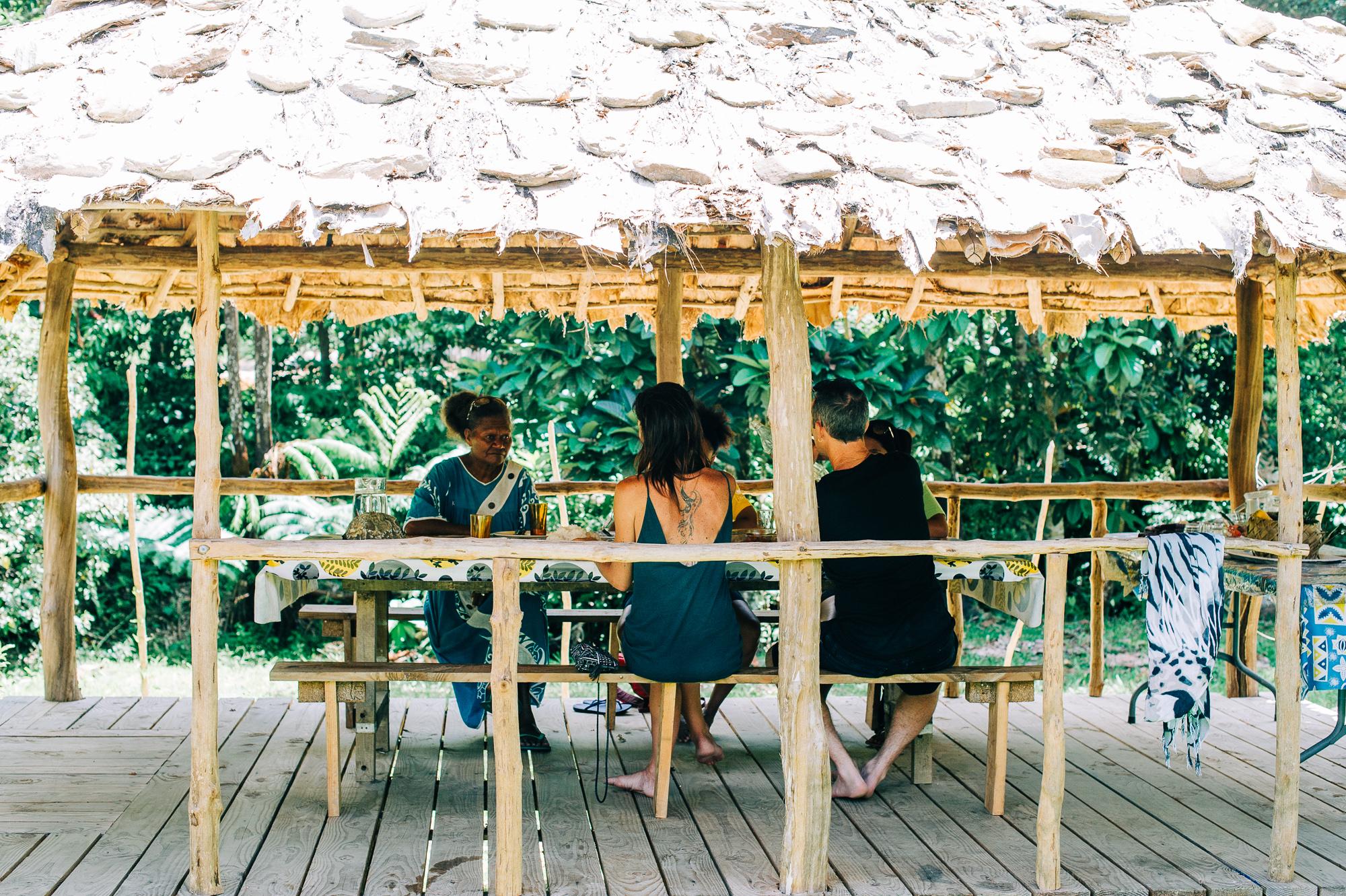 Table d'hôte chez Hélène