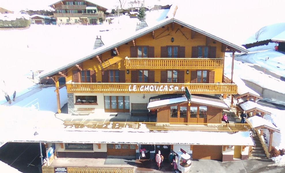 Hôtel Le Choucas