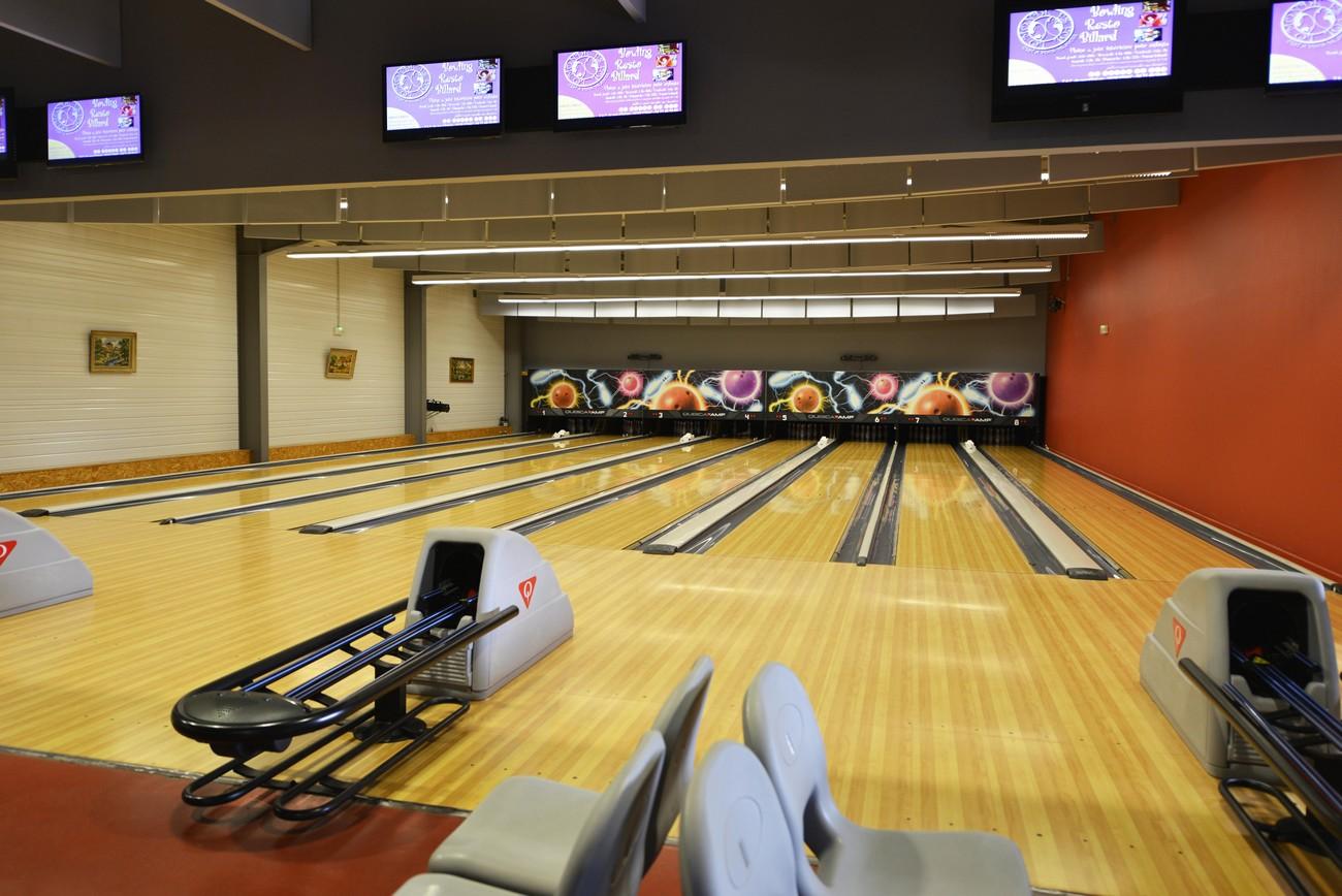 Parc multiactivités - Bowling