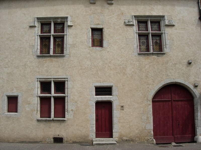Maison XVIème siècle