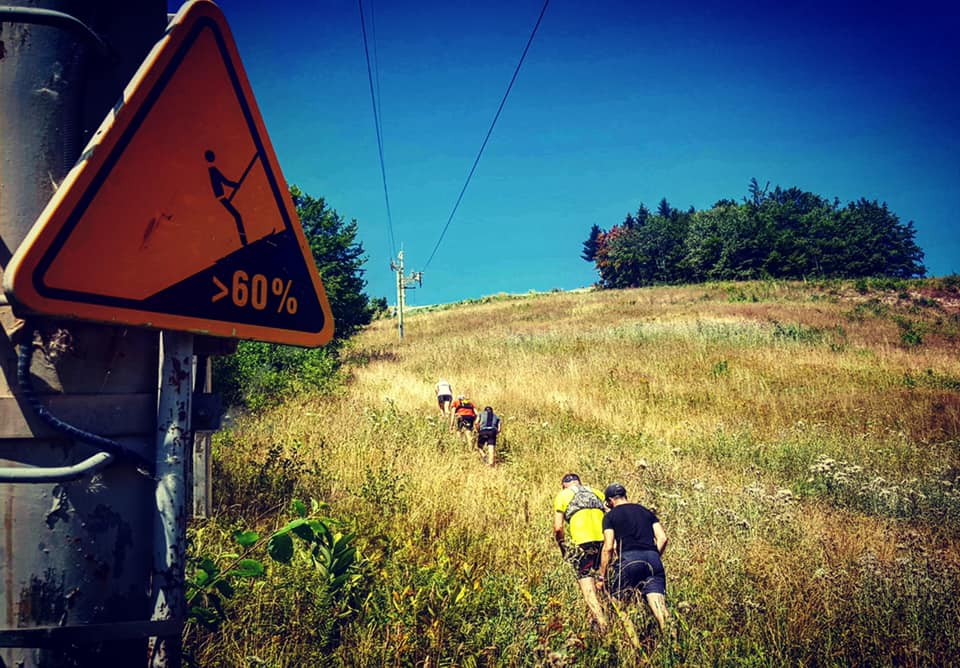 Sorties Trail Station de Trail / Intenses sessions