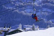 Villaroger domaine skiable