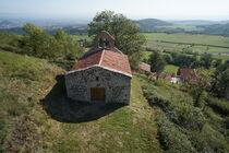 Pic de Montsupt - chapelle Marie Madeleine