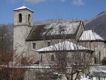 Eglise Saint -Christophe d'Aiguebelle