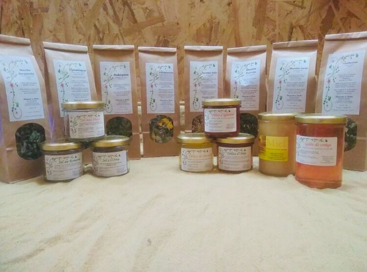 Chalo-Saint-Mars - Chalouette en Herbes