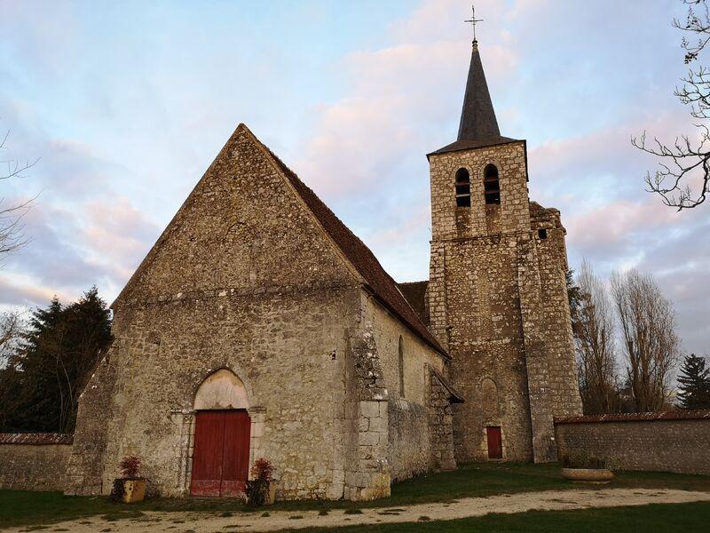 Préaux - Eglise Notre Dame de la Nativité
