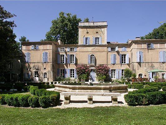Château des Barrenques - chambre d'hôtes