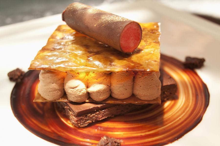 Berard's Hotel - Dessert 2 - Berard