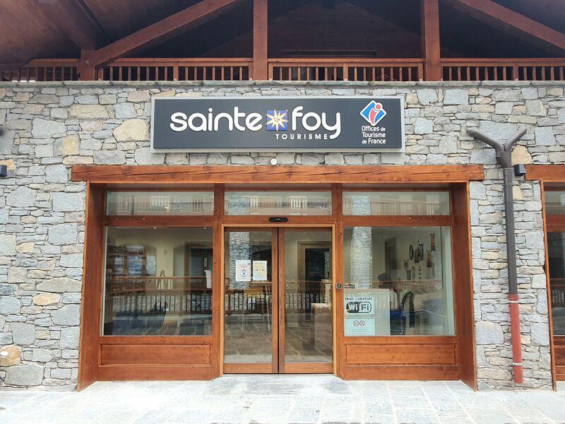 sainte foy station
