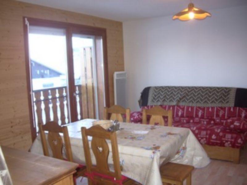 Appartement «SL02» dans résidence – 42,5m² – 1 chambre – Le Yeti Immo.