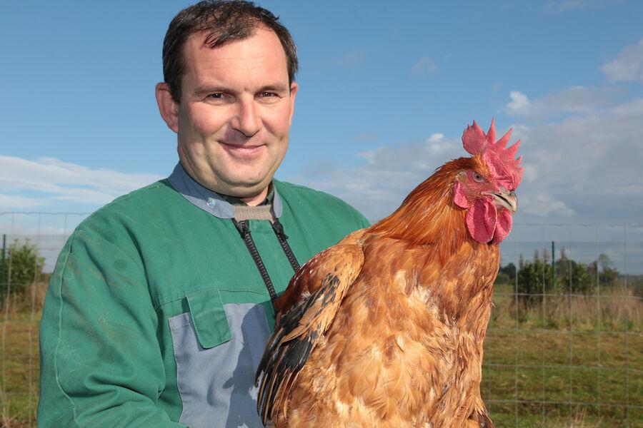 La Ferme des Fourneaux poultry farm