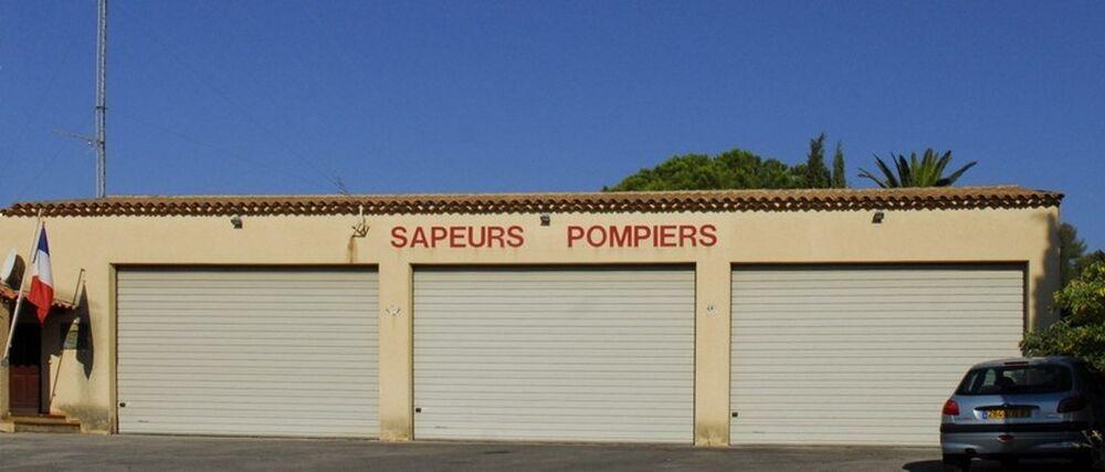Caserne des Pompiers - Amicale des Pompiers - SDIS83