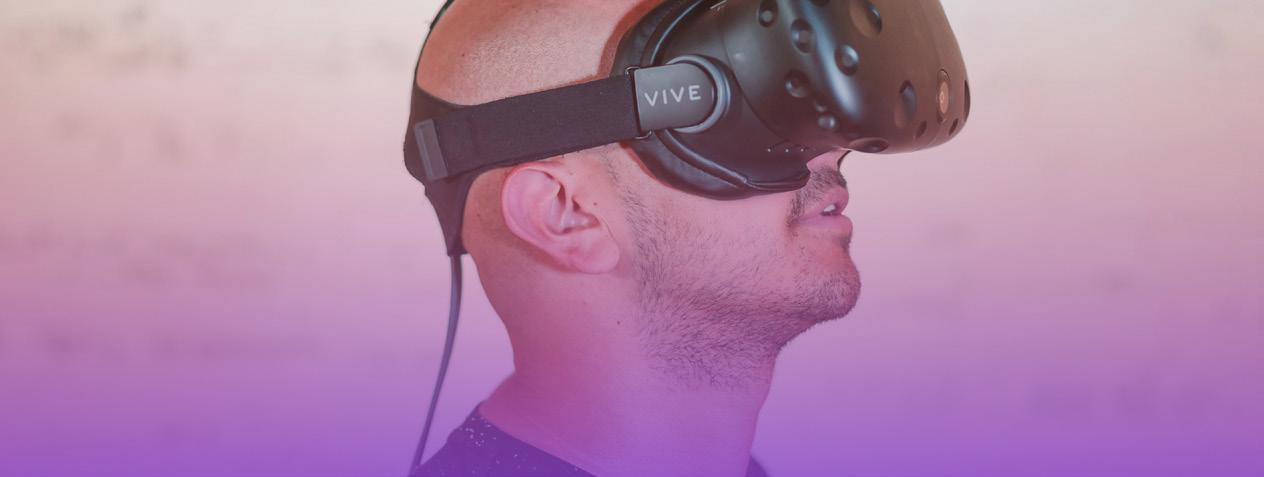 Ateliers Casque de réalité virtuelle