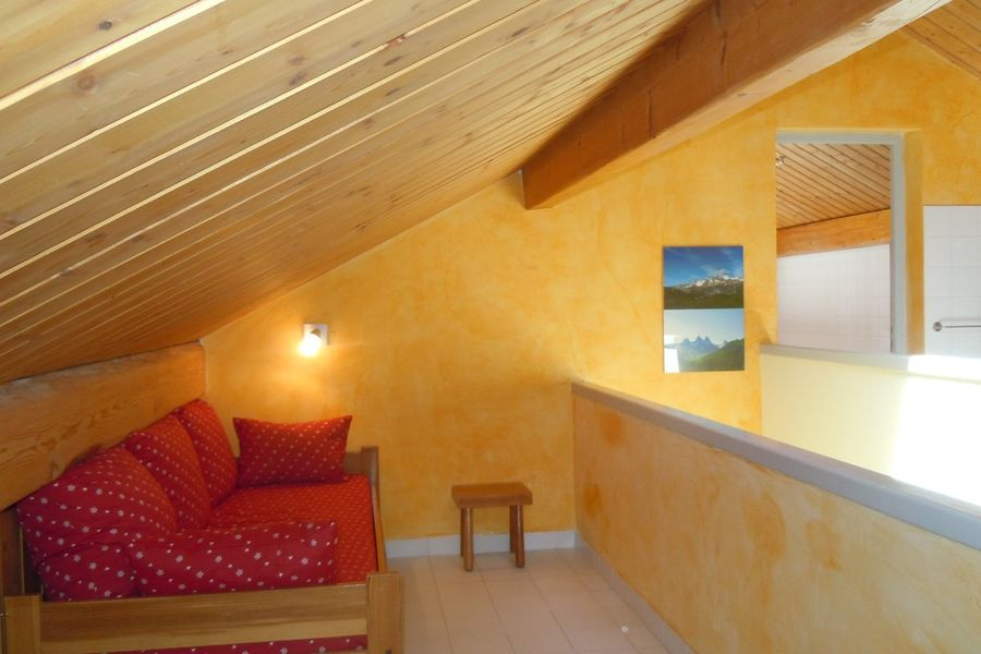 Chalet la Cliant – Mansarde – 4 to 5 people