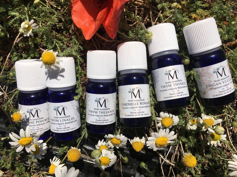 MillySens essential oils