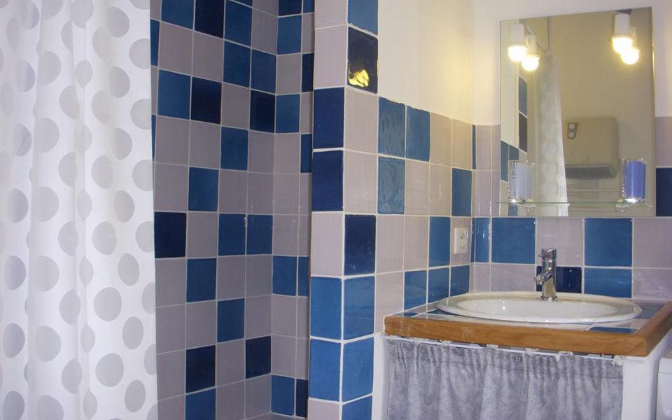 Gîte de France 2562 - Salle de bain - Sonia Pascal