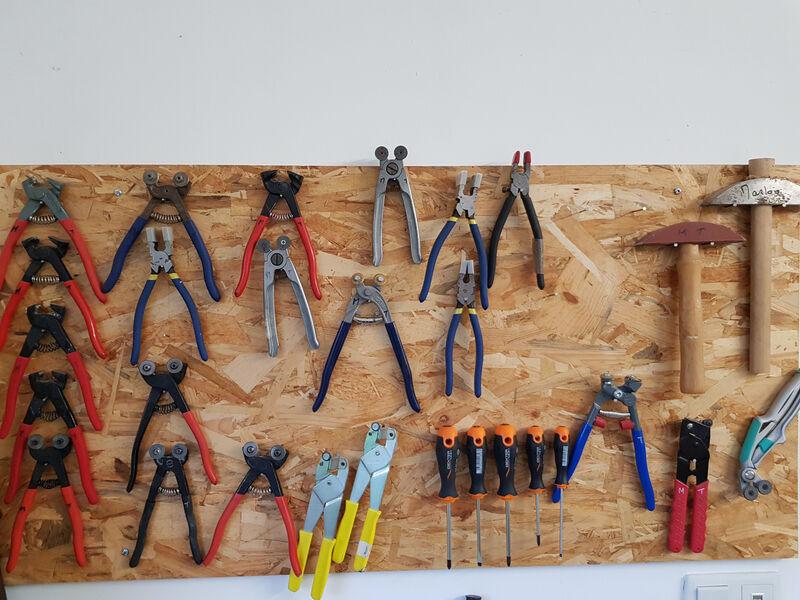 Outils atelier Marais Création
