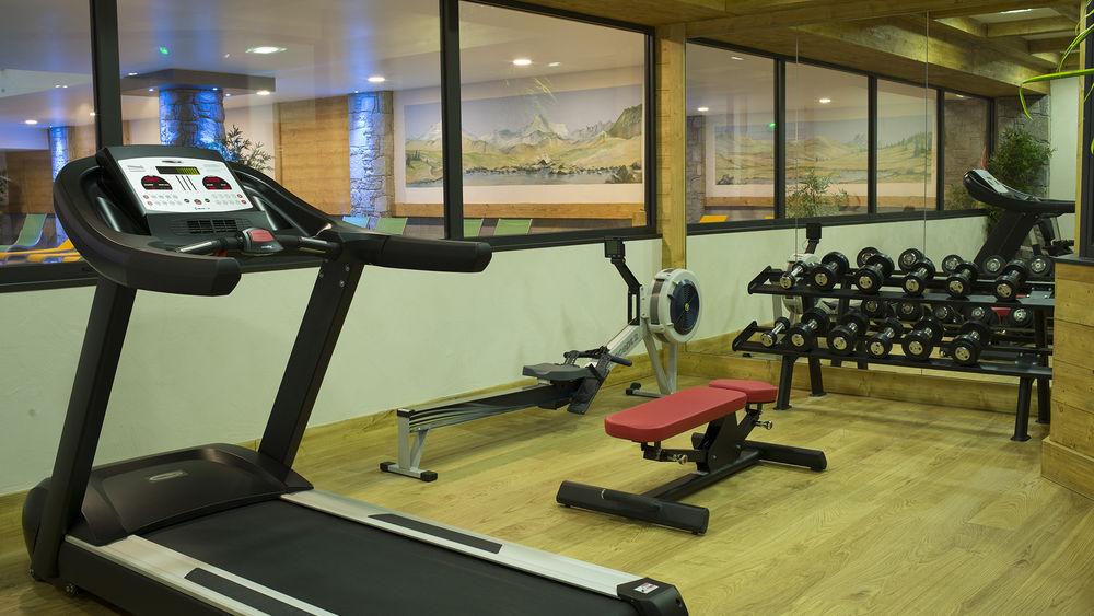 Le Napoléon - Salle de sport - Le Napoléon - Salle de sport - Cédric Chauvet