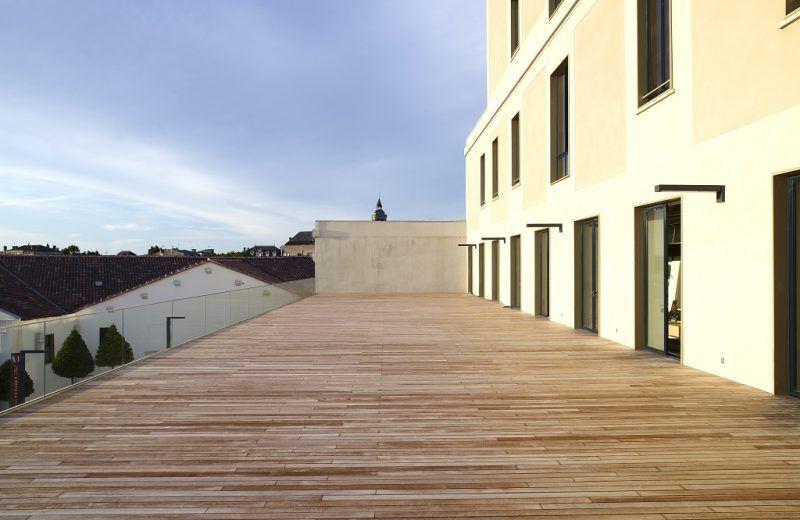 Terrasse Fondation dEntreprise Martell
