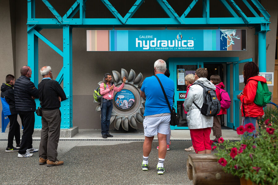 Animations Galerie Hydraulica