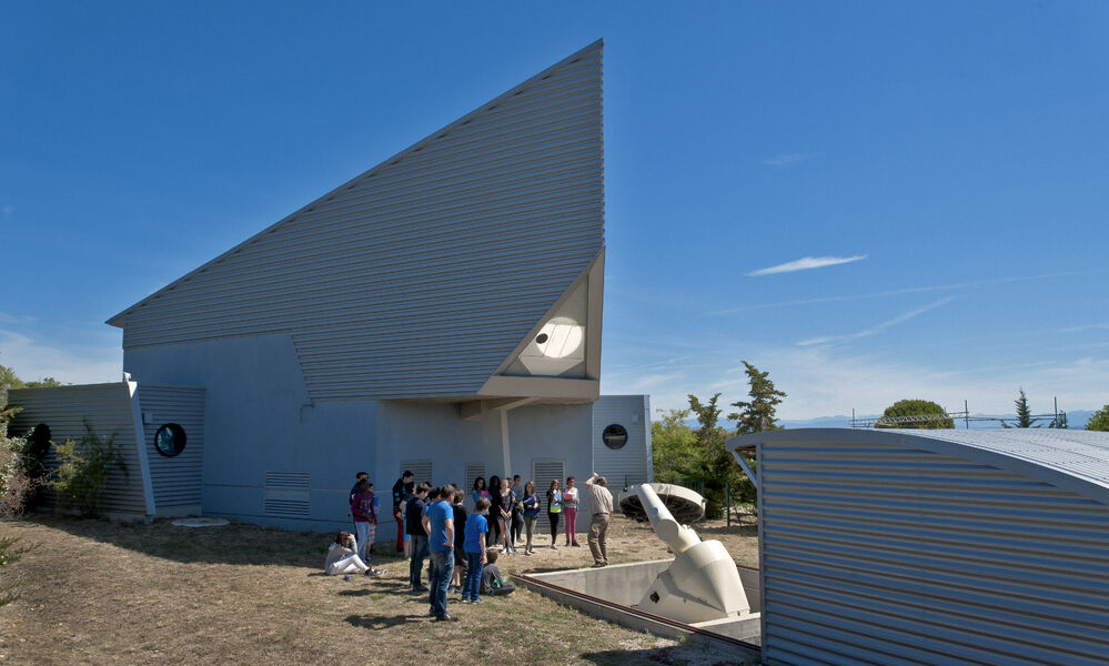 Centre d'stronomie St-Michel l'Observatoire