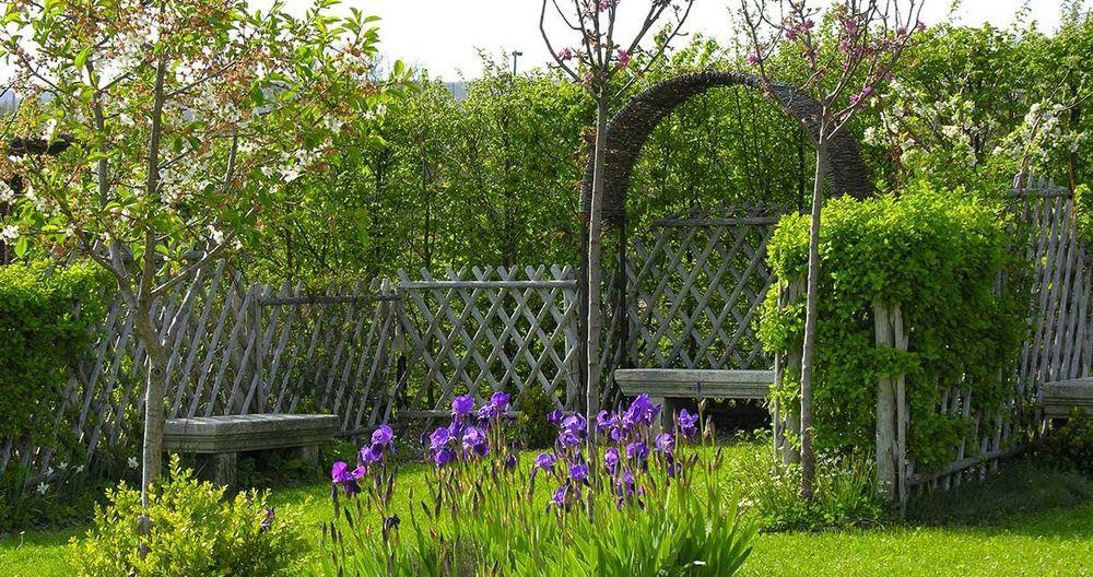 Les jardins de la Noria