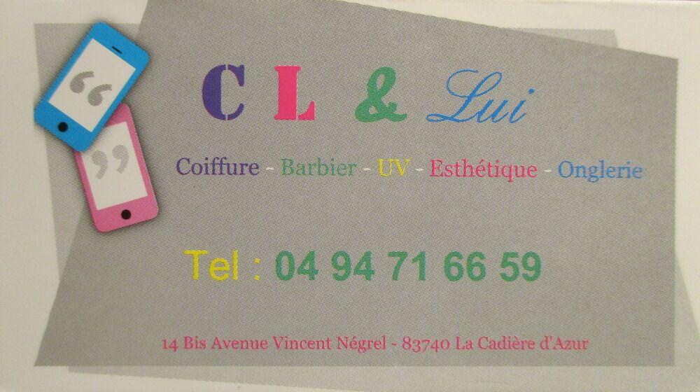 CL & Lui - Carte de visite - Cécile Lombardo
