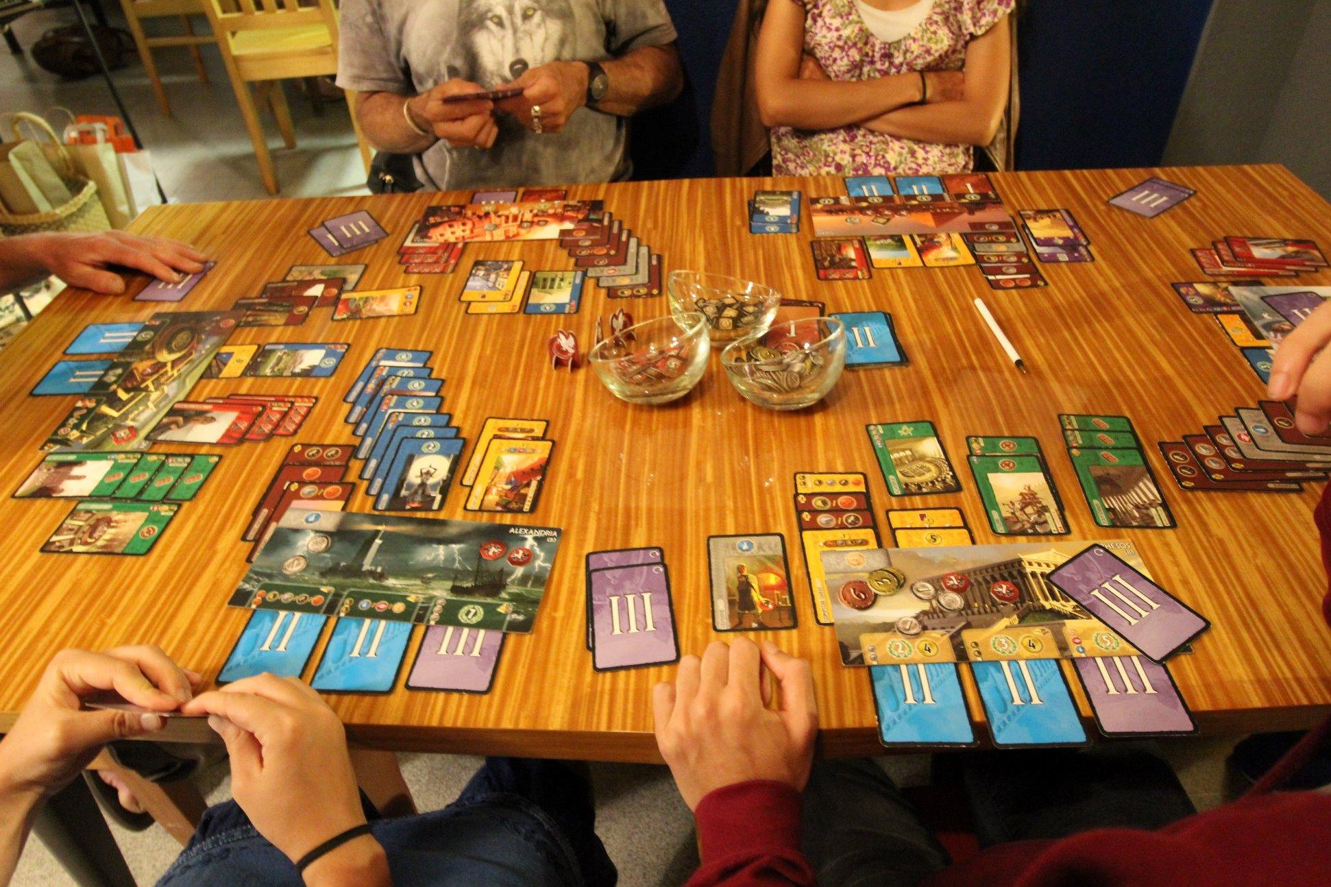 Soirée jeu À vos cartes, prêts, partez ! (concours sur le thème des cartes)