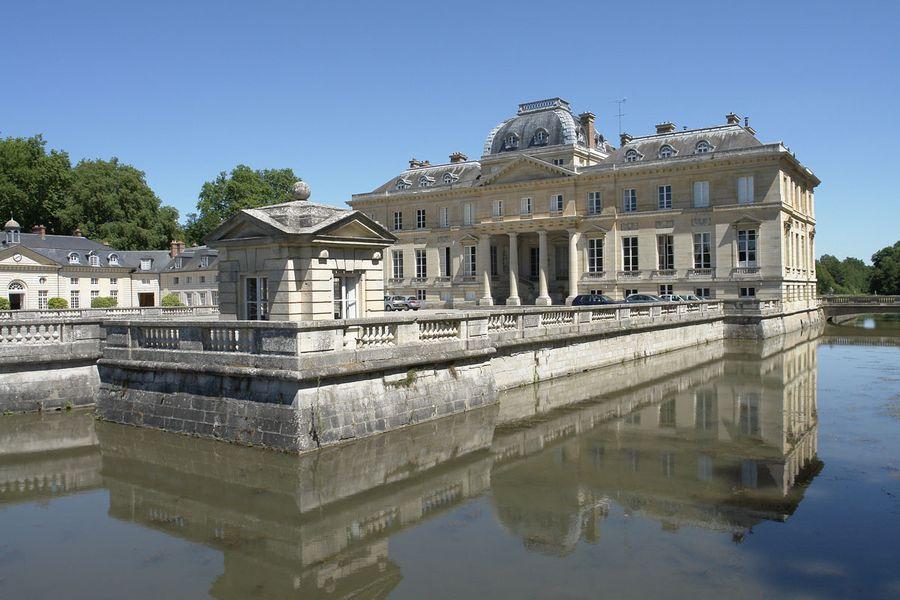 The château du Marais