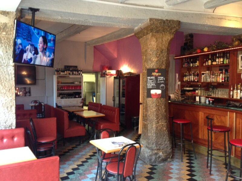 Brasserie centrale - Indoor - Sophie Delsanti