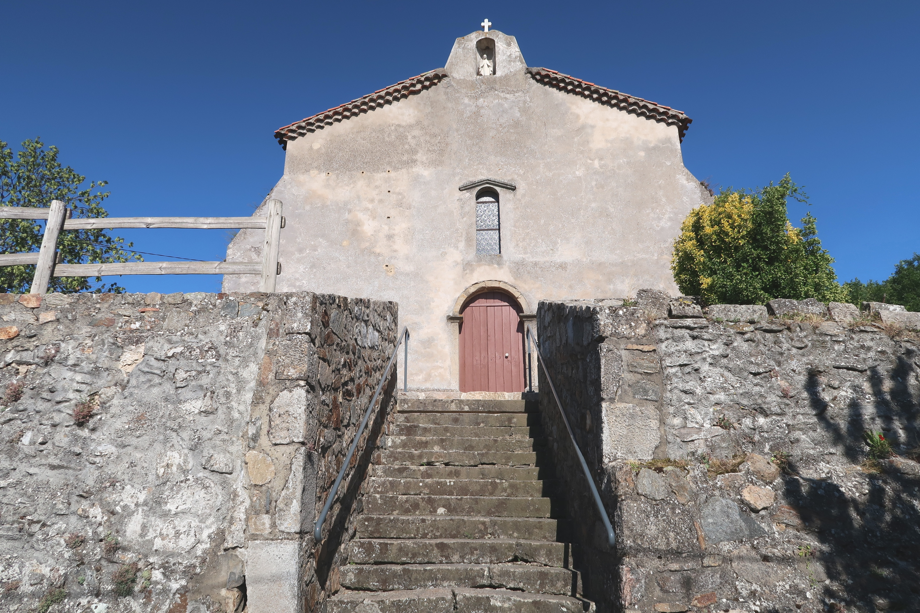 Rendez-vous futés ! : Journées européennes du patrimoine : visite libre de l'église Saint-Julien