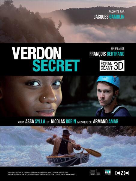 Film Verdon Secret 3D