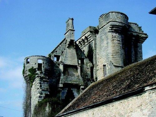 Donjon du Houssoy - Crouy-sur-Ourcq